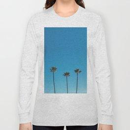 Summer Palms Long Sleeve T-shirt
