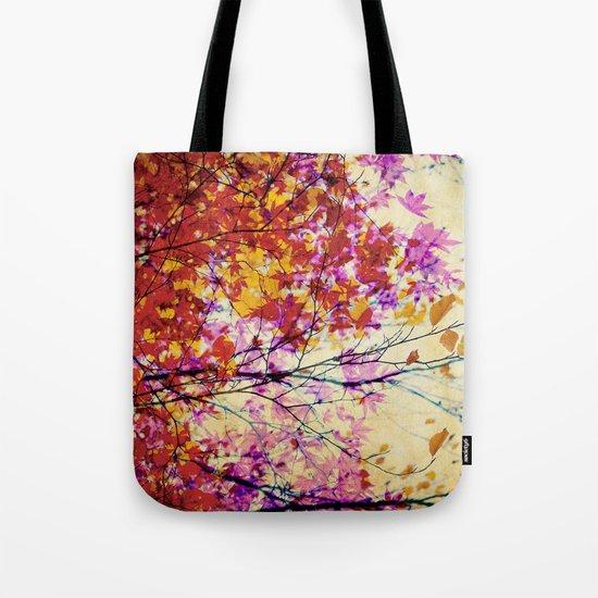 Autumn 5 Tote Bag