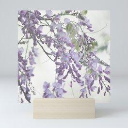 Wisteria Lavender Mini Art Print