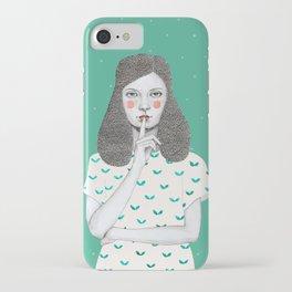 Lorena iPhone Case