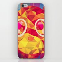 teddy bear iPhone & iPod Skins featuring TEDDY by Original Bliss
