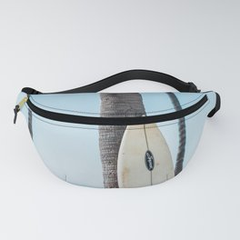 Surfing Day Fanny Pack