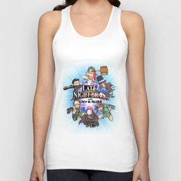 Smash LNC Unisex Tank Top