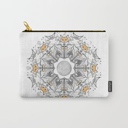 Pacific Mandala Carry-All Pouch