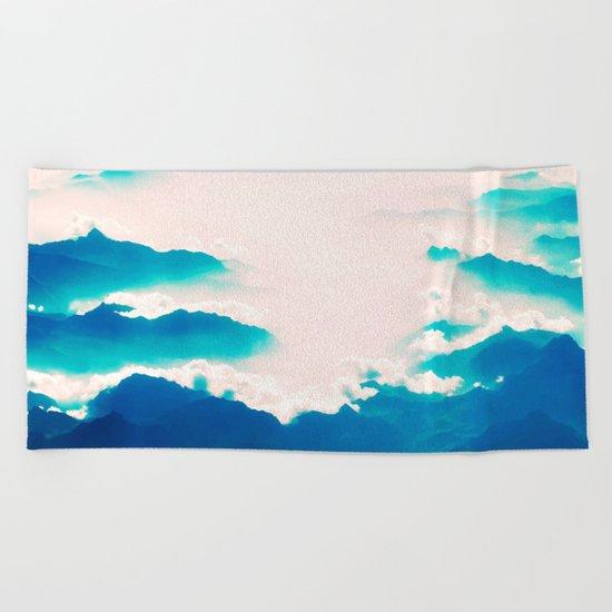 Nirvana #society6 #decor #buyart Beach Towel