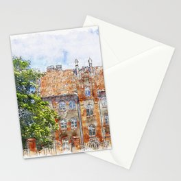 Old Home Stationery Cards