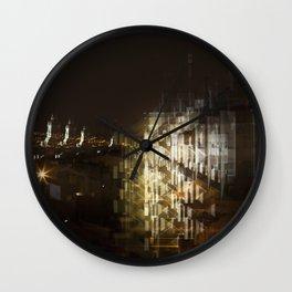 Deconstruction #12 Wall Clock