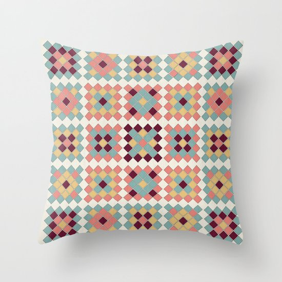 Granny's Throw Pillow