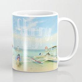 Oh Sunny Days Coffee Mug