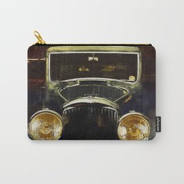 Vintage Rolls Royce Carry-All Pouch