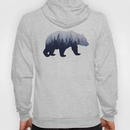 Bear in the Woods Hoody