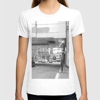 stephen king T-shirts featuring Stephen Avenue by RMK Photography