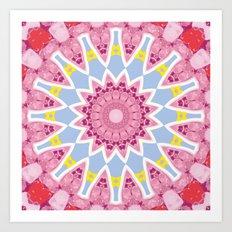 Kaleidoscope #1 Art Print