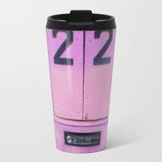 Pink Door Travel Mug