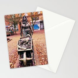 old and new art Stationery Cards
