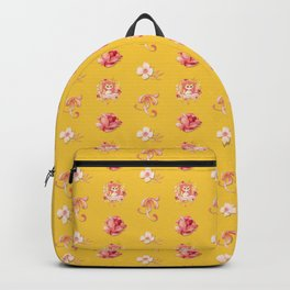 Purrrfectly Pretty Kitty Backpack