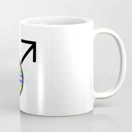 symbol of man 2 Coffee Mug