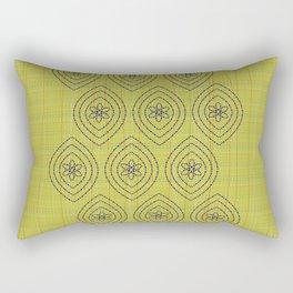 Moroccan Silk Rectangular Pillow