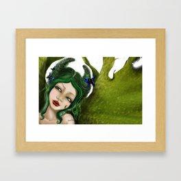 Gil Framed Art Print