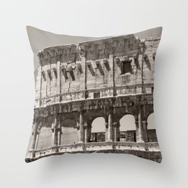 The Great Empire Throw Pillow