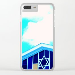 Blewish Clear iPhone Case
