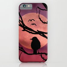 Moonlit dusk iPhone 6 Slim Case