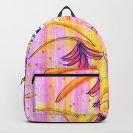 Banana Jaguar - Sunset Jungle Backpack
