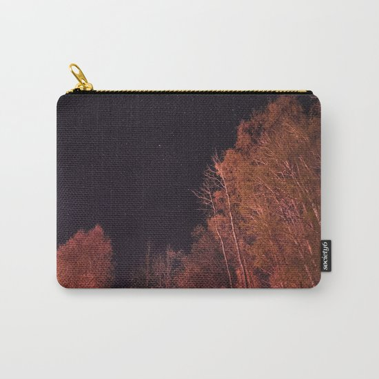 Firey woods Carry-All Pouch