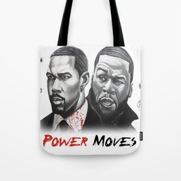 Power Moves Tote Bag