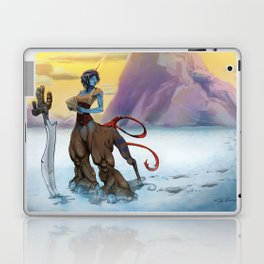 Treasure Map Laptop & iPad Skin