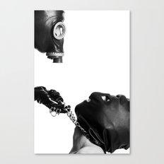 Posthuman fetish Canvas Print