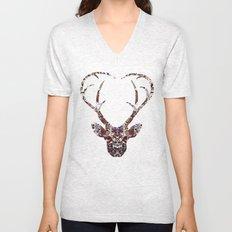 My Deer Love, Unisex V-Neck