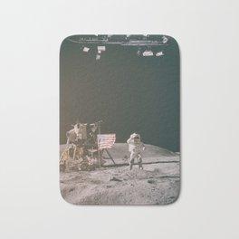 Moon Landing - Stanley Kubrick outtakes Bath Mat