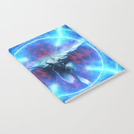 4th Dimension Notebook