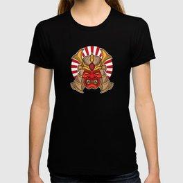 Japanese Rising sun Shogun Japanese Tattoo Art T-shirt