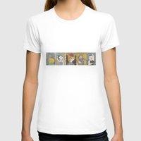 clown T-shirts featuring Clown by Judit Canela