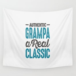 Gift for Grampa Wall Tapestry