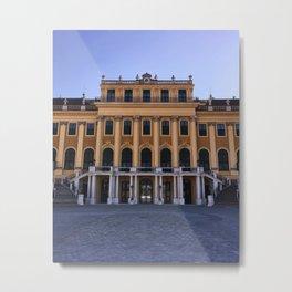 Schönbrunn Palace Metal Print