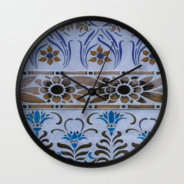 archival jonquille Wall Clock
