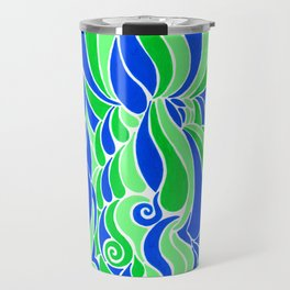Water Life :: Color Therapy Collection :: Travel Mug