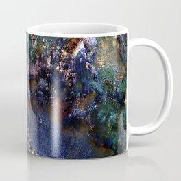 Ancient Bedrock on Mars Coffee Mug