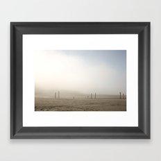 Foggy's Framed Art Print