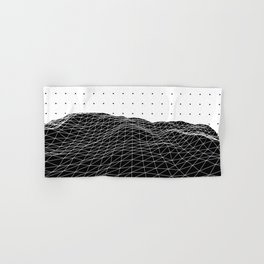Terra Graphica Hand & Bath Towel
