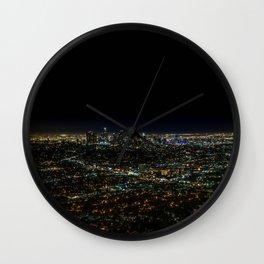 d t l a Wall Clock