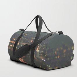 L.A. Skyline. Stardust Duffle Bag