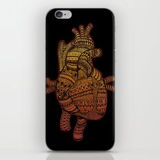Native Heart  iPhone & iPod Skin