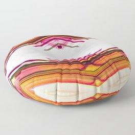 Future Boho Floor Pillow