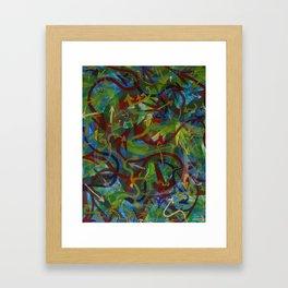 Directionless II Framed Art Print