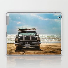 Surf's Up Sauble Laptop & iPad Skin