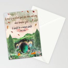 Merrier World Stationery Cards